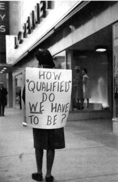 "How ""Qualified"" do WE have to be?"