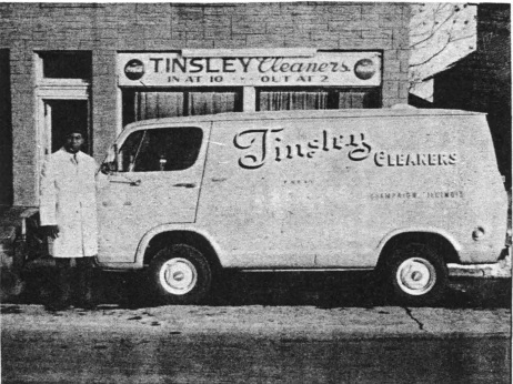 Tinsley's Cleaners